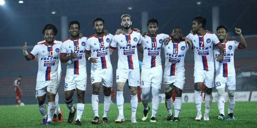David Laly Terancam Gigit Jari Karena Klub Malaysia yang Dibelanya pada Musim 2018 Bermasalah