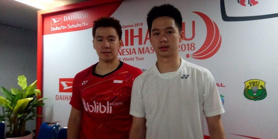 Indonesia Masters 2018 - Marcus/Kevin Tak Mau Besar Kepala meski Pernah Menang Telak atas Calon Lawan