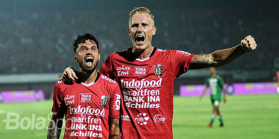 Batal Pensiun Setelah Tinggalkan Bali United, Nick van der Velden Gabung Klub Belanda
