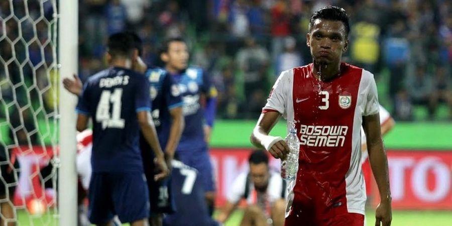 Arema FC Vs PSM Makassar - Penyerang-penyerang Kelas Dunia Ini Juga Pakai Nomor Punggung 3 Seperti Sang Pencetak Gol PSM