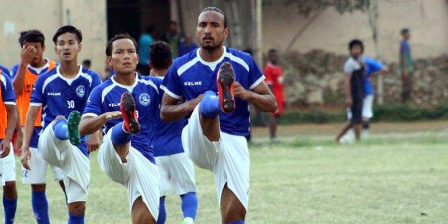 Rohit Chand Segera Bertemu Pelatih PSM Makassar 2011-2013