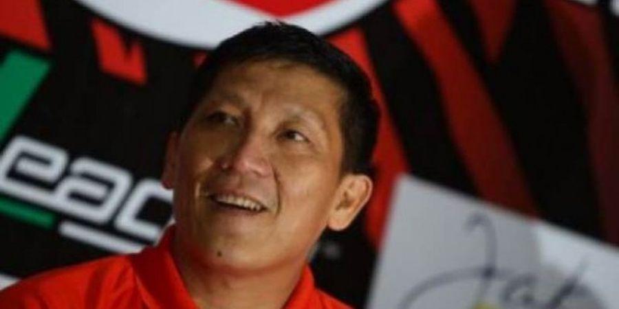 Persija Jakarta Angkat Ferry Paulus sebagai CEO Klub