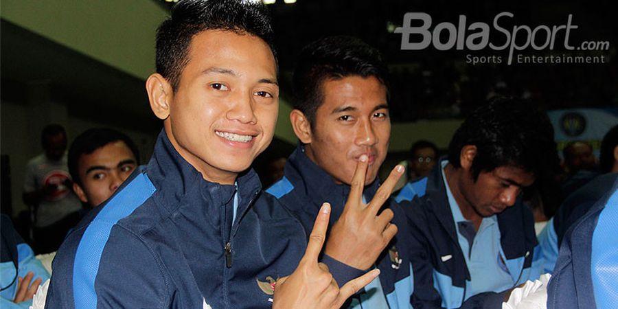 Eks Striker Timnas U-19 Indonesia Terpukau dengan Sambutan Bobotoh
