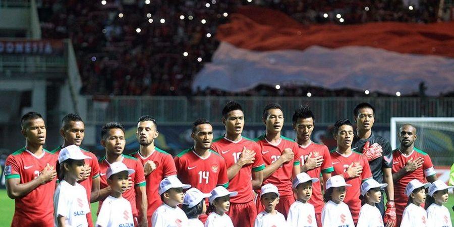 Indonesia Vs Mauritius - Masuk Kalender FIFA, Tim Garuda Wajib Menang