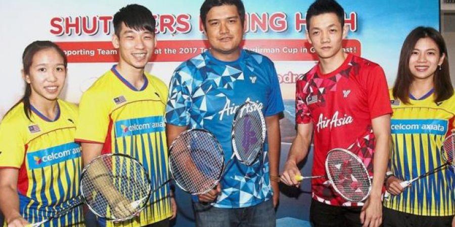 Ganda Campuran Malaysia Tak Pedulikan Wacana Perampingan Pemain di Pelatnas