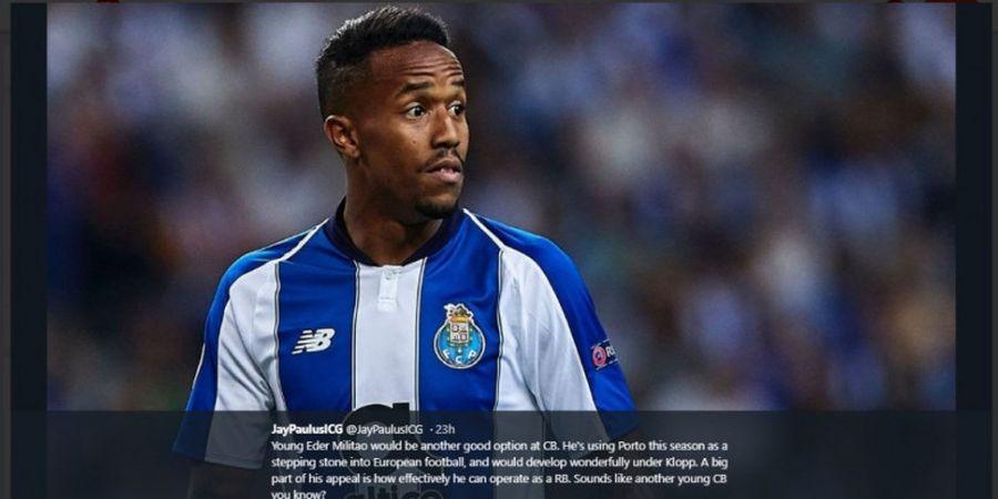 Manchester United Saingi Real Madrid Dapatkan Bek Serba Bisa Milik FC Porto