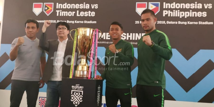 Media Asing Sebut Febri Hariyadi Masuk 5 Pemain yang Gagal Bersinar di Piala AFF 2018