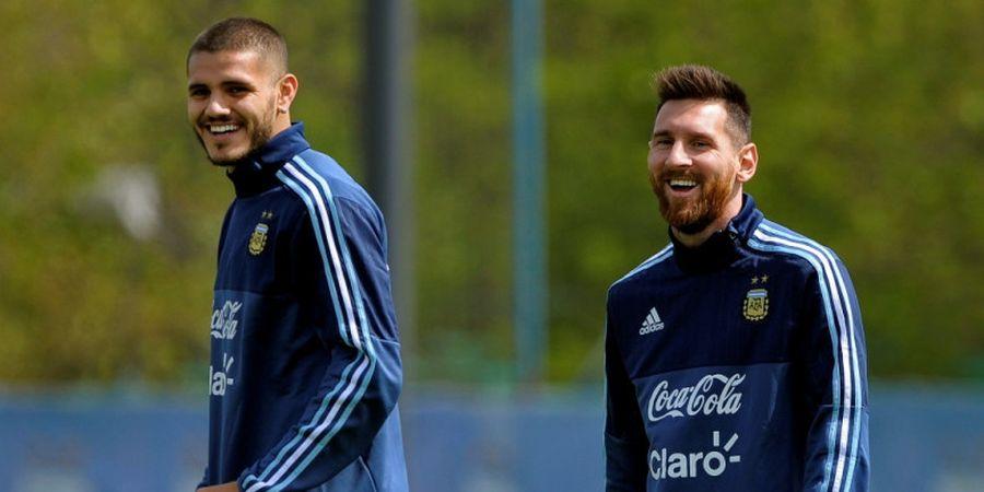 Tanpa Lionel Messi, Argentina Ditahan Imbang Tanpa Gol oleh Kolombia