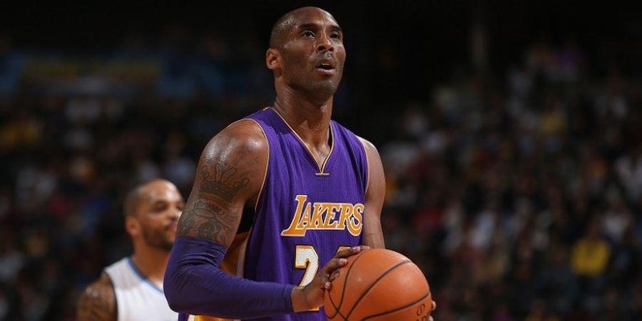 Kobe Bryant Pimpin Voting NBA All-Star 2016