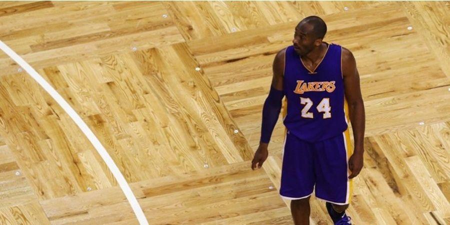 Air Jordan untuk Kobe Bryant Dilelang