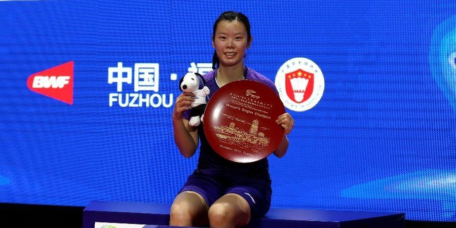 Setelah Juara di China, Li Xuerui Kalah pada Babak Pertama di Hong Kong