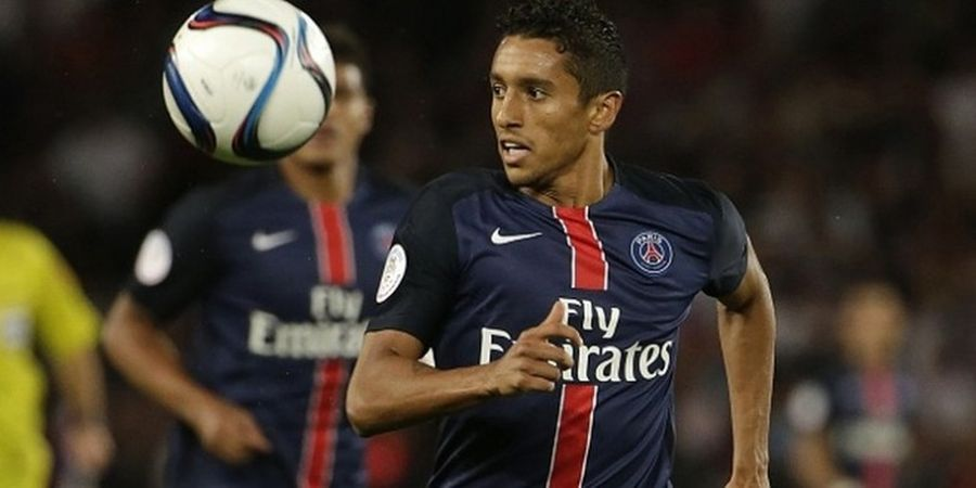 Marquinhos Ancam Hengkang dari Paris Saint-Germain