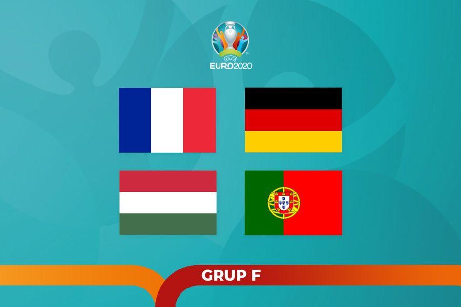 EURO 2020 - Siapa Lolos dari Grup F? Hongaria Bikin Kacau Balau