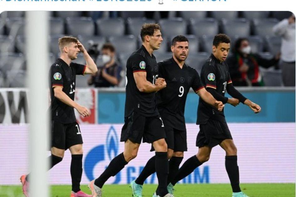 Rekor EURO 2020 - Jerman Tim Eropa Tersubur di Turnamen Besar, Hungaria Tak Terkalahkan di Muenchen