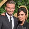 Serasi dan Menawan, Begini Penampilan Victoria dan David Beckham Saat Hadir di Pernikahan Royal