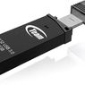 Team Group M132 64 GB: Flash Disk dengan micro-USB dan USB Standar-A