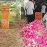 Begini Kondisi Makam Mantu Hatta Rajasa Setelah 7 Hari Meninggal Dunia