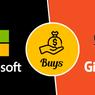 Sah! Microsoft Resmi Akuisisi Github dengan Mahar Rp19.5 Triliun