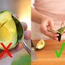 Keliru Makan Avokad Pakai Sendok! Begini Cara yang Dianjurkan Ahli