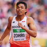 Selain Zohri, Indonesia Punya 4 Atlet Lari Tercepat di Asia Tenggara