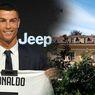 Rumah Cristiano Ronaldo di Turin, Biaya Sewanya Rp600 Juta per Hari