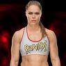 Ditanyai Soal Status Asmaranya Saat Konferensi Pers, Ronda Rousey Malah Sebut Aplikasi Cari Jodoh