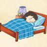 Saat Bangun Tidur, Kenapa Bantal dan Pakaian Kita Terasa Hangat, ya?