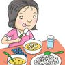 Makan Kekenyangan Membuat Mengantuk, Bagaimana Cara Menghidarinya, ya?
