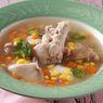 Yuk, Sajikan Kehangatan Sup Ayam Kental Sebagai Menu Sarapan Esok