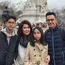 Sempat Diisukan Amputasi Kaki, Mantan Suami Paramitha Rusady Ini Buktikan Bahagia dengan Istri Baru
