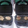Dari Bakwan Sampai Perkedel, Semua Bisa Dibuat dengan Memanfaatkan Cetakan Waffle, Contek, Yuk!