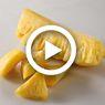 (Video) Cara Mengupas Nanas Paling Praktis dan Cepat, Pemula Pun Bisa Tiru!