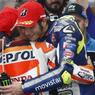 Berharap Hal Ini, Marc Marquez Beri Pujian Setinggi Langit Valentino Rossi