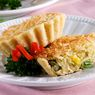 Resep Membuat Pai Ayam Sayur, Si Kecil Gak Bakal Protes Lagi Kalau Menu Sarapannya Sayur