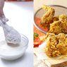 Tips Ayam Goreng Tepung Renyah, Dari Air Es Sampai Telur, Mana Larutan Pencelup yang Buat Fried Chicken Renyah?
