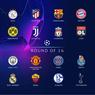 MU vs PSG Jadi Pembuka, Ini Jadwal Lengkap Babak 16 Besar Liga Champions