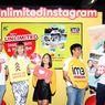 Jelang Akhir Tahun, IM3 Ooredoo Luncurkan Paket Unlimited Instagram