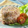 Sarapan Dengan Menu Sehat Nasi Merah Pakai Resep Nasi Merah Ayam Sayur Ini Dijamin Enak