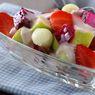 Resep Membuat Salad Buah Saus Yoghurt Untuk Sarapan Sehat Keluarga