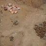Makam Berisi Kerangka Anak-anak Korban Ritual Ditemukan di Peru