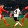 Video Tekel Horor Pemain Debutan Serbia terhadap Bintang Timnas Jerman
