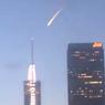 'Meteor' di Langit LA Bikin Panik Masyarakat, Ini Fakta Sebenarnya