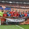 Pesepak Bola Asli Belanda Ini Sebut Persib Bandung Lebih Besar Ketimbang Ajax Amsterdam