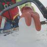 Peringatan Bahaya, Mikroplastik Sudah Ditemukan di Salju Arktika dalam Jumlah yang Masif