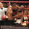 Kesan Pertama Evander Holyfield Adu Jotos Lawan Mike Tyson yang Berusia 17 Tahun