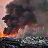 Dua Ledakan Guncang Ibu Kota Lebanon, Berikut Fakta yang Diketahui