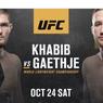 UFC 254 - 4 Bulan Gaji CR7 Bakal Jadi Milik Khabib Nurmagomedov
