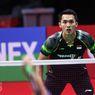 Thailand Open 2021 - Diwarnai Drama Mendebarkan, Jonatan Christie Kehilangan Kemenangan yang Sudah di Depan Mata