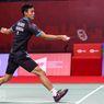 Hasil Thailand Open 2021 - Shesar Tumbang, Tunggal Putra Indonesia Habis