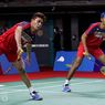 Thailand Open 2021 Memanas, Fajar Alfian Cekcok dengan Wakil Inggris